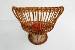 Franco Albini Margherita Chair by Franco Albini for Bonacina - 908707