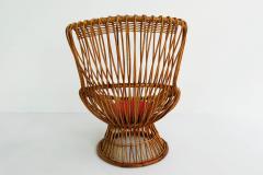 Franco Albini Margherita Chair by Franco Albini for Bonacina - 908709