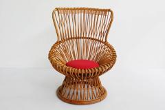 Franco Albini Margherita Chair by Franco Albini for Bonacina - 908710