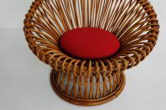 Franco Albini Margherita Chair by Franco Albini for Bonacina - 908711