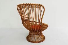 Franco Albini Margherita Chair by Franco Albini for Bonacina - 908712