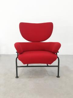 Franco Albini Pair of armchairs by Franco Albini Mod Tre pezzi PL19 for Poggi - 945887