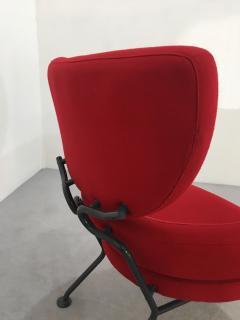 Franco Albini Pair of armchairs by Franco Albini Mod Tre pezzi PL19 for Poggi - 945888