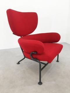 Franco Albini Pair of armchairs by Franco Albini Mod Tre pezzi PL19 for Poggi - 945891