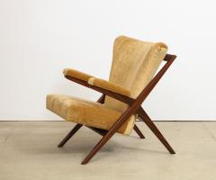 Franco Albini Rare 832 Lounge Chair by Franco Albini - 1008006