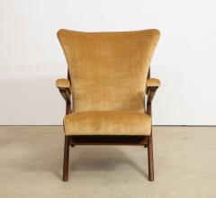 Franco Albini Rare 832 Lounge Chair by Franco Albini - 1008007