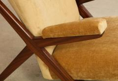 Franco Albini Rare 832 Lounge Chair by Franco Albini - 1008008