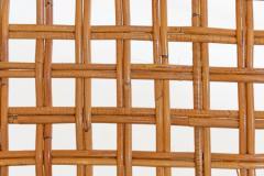Franco Albini Rare Pair of Wicker Chaise Longues - 1573012