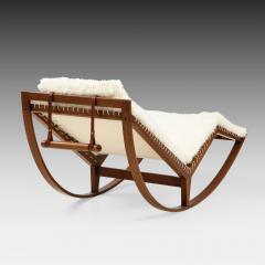 Franco Albini Rocking Chaise Model PS16 - 2005937