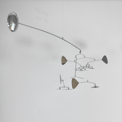 Francois Collette hanging mobile sculpture - 918292