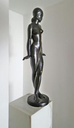 Francois Emile Popineau Danseuse Femme nue - 231577