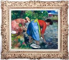 Francois Gall Washer Women Blanchisseuse - 1190081