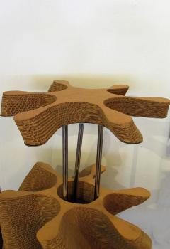 Frank Gehry American Modern Prototype Floor Lamp Frank Gehry 1960s - 640451