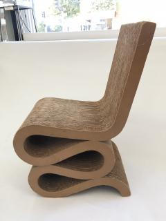 Frank Gehry Wiggle Chair by Frank O Gehry - 1760633