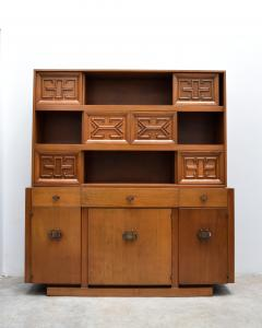 Frank Kyle Cabinet with sliding doors - 122441