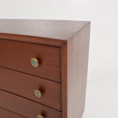Frank Kyle Mid Century Mexican Modernist Chest of Drawers Dresser Frank Kyle Pepe Mendoza - 1120070