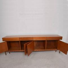 Frank Kyle Midcentury Mexican Modernist Floating Bamboo Credenza Frank Kyle 1960s - 694781