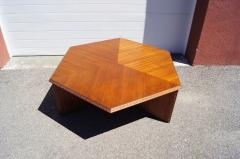 Frank Lloyd Wright Complete Taliesin Coffee Table Set by Frank Lloyd Wright for Heritage Henredon - 1026348