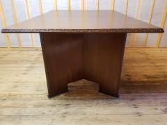 Frank Lloyd Wright Frank Lloyd Wright Extension Mahogany Dining Table Heritage Henredon 1955 - 1457053
