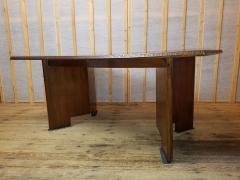 Frank Lloyd Wright Frank Lloyd Wright Extension Mahogany Dining Table Heritage Henredon 1955 - 1457056
