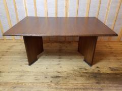 Frank Lloyd Wright Frank Lloyd Wright Extension Mahogany Dining Table Heritage Henredon 1955 - 1457057