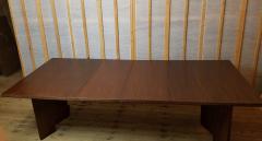 Frank Lloyd Wright Frank Lloyd Wright Extension Mahogany Dining Table Heritage Henredon 1955 - 1457060