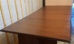 Frank Lloyd Wright Frank Lloyd Wright Extension Mahogany Dining Table Heritage Henredon 1955 - 1457061