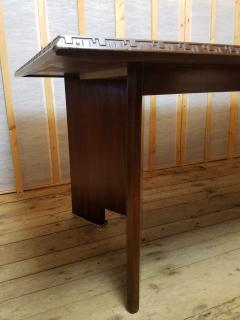 Frank Lloyd Wright Frank Lloyd Wright Extension Mahogany Dining Table Heritage Henredon 1955 - 1457062