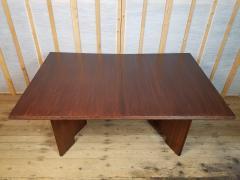 Frank Lloyd Wright Frank Lloyd Wright Extension Mahogany Dining Table Heritage Henredon 1955 - 1457063