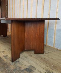 Frank Lloyd Wright Frank Lloyd Wright Extension Mahogany Dining Table Heritage Henredon 1955 - 1457064