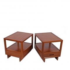 Frank Lloyd Wright Frank Lloyd Wright Night Tables - 1147286