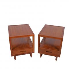 Frank Lloyd Wright Frank Lloyd Wright Night Tables - 1147288