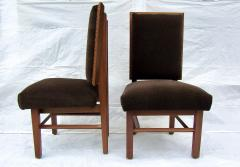 Frank Lloyd Wright Frank Lloyd Wright Suite of Ten Henredon Dining Chairs circa 1955 - 1155145