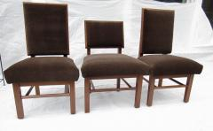 Frank Lloyd Wright Frank Lloyd Wright Suite of Ten Henredon Dining Chairs circa 1955 - 1155146