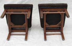 Frank Lloyd Wright Frank Lloyd Wright Suite of Ten Henredon Dining Chairs circa 1955 - 1155147