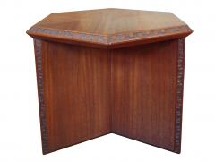 Frank Lloyd Wright Frank Lloyd Wright Taliesin Hexagonal Occasional Tables - 625142