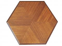 Frank Lloyd Wright Frank Lloyd Wright Taliesin Hexagonal Occasional Tables - 625146
