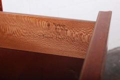 Frank Lloyd Wright Frank Lloyd Wright for Henredon Tall Cabinet - 1810511