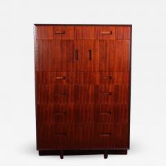 Frank Lloyd Wright Frank Lloyd Wright for Henredon Tall Cabinet - 1812849