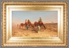 Frank Waller In the Desert - 192125