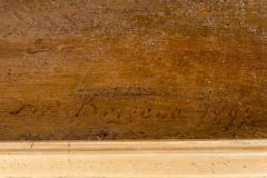 Franklin Dullin Briscoe Oil on academy board seascape - 1725515