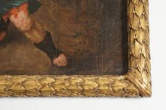 Frans Floris Samson and Delilah Oil on Canvas - 865192