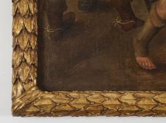 Frans Floris Samson and Delilah Oil on Canvas - 865194