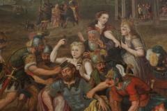 Frans Floris Samson and Delilah Oil on Canvas - 865196