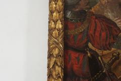 Frans Floris Samson and Delilah Oil on Canvas - 865197