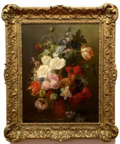 Frants Diderik B e Floral Still Life - 1184001