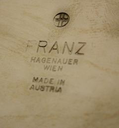 Franz Hagenauer Hagenauer Table Top Mirror with Hands - 315689