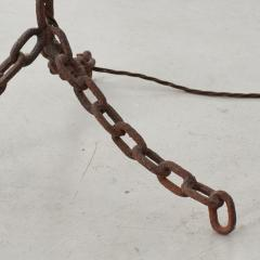 Franz West French iron chain link floor lamp Unknown France 1980s - 1208496