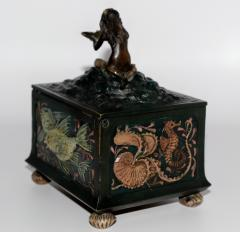 Franz Xaver Bergmann Bergmann Bronze Mermaid Presentation Box - 305102