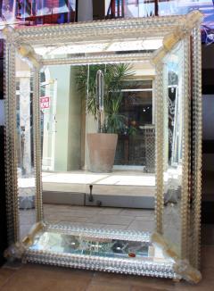 Fratelli Barbini Venetian Mirror by Barbini - 662898
